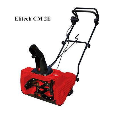 Электрическая снегоуборочная машина Elitech СМ 2Е